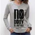 "SWEAT tendance - ""Nobody Is Perfect - sauf moi"""
