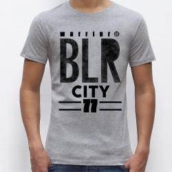 "T-shirt homme ""Warrior of BLR"""