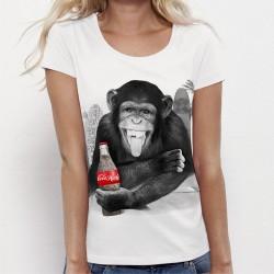 """Tshirt """"Coca-Huète"""""""