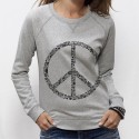 SWEAT Vintage PEACE and LOVE