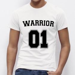 Tshirt originaux WARRIOR 01