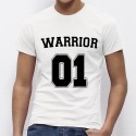 Tshirt WARRIOR 01