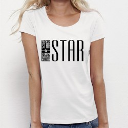 T-shirt - French STAR