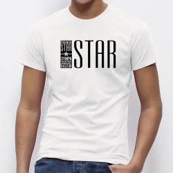 T-shirt homme Original French STAR