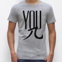 """T-shirt original homme """"YOU PI"""""""