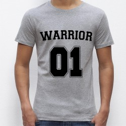 Tshirt original WARRIOR 01
