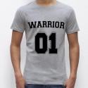 Tshirt original WARRIOR 01