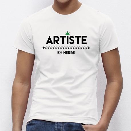 T-shirt ARTISTE en herbe