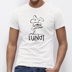 T-shirt LUNDI