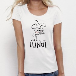 Tee shirt LUNDI