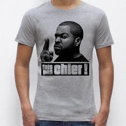 """T-shirt """"FAIS PAS CHIER !"""""""
