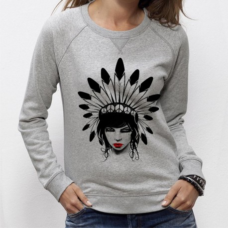 SWEAT SHIRT Indienne