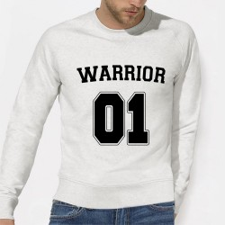 SWEAT homme tendance Warrior 01