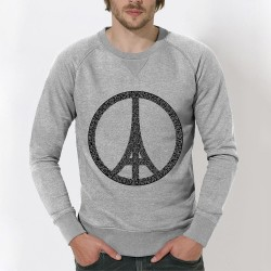 SWEAT homme JE SUIS PARIS