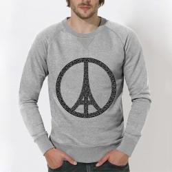 SWEAT homme JE SUIS PARIS