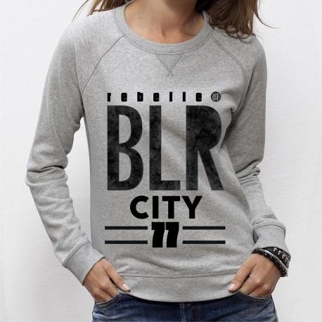 SWEAT femme- REBELLE of BLR city 77