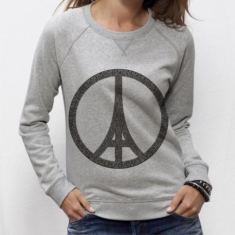SWEAT hommage - JE SUIS PARIS