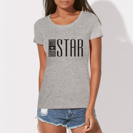 T-shirt Original French STAR