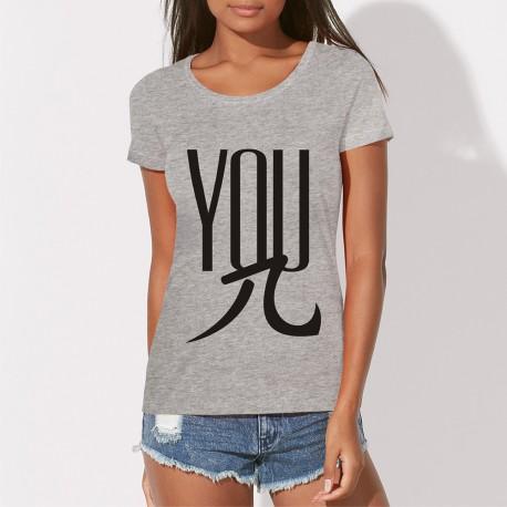 T-shirt original YOU PI