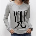 SWEAT sweat mode femme - YOU PI