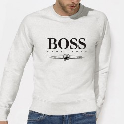 "SWEAT homme original - ""BOSS"""