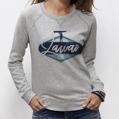 SWEAT tendance - Zawaï Surf Femme