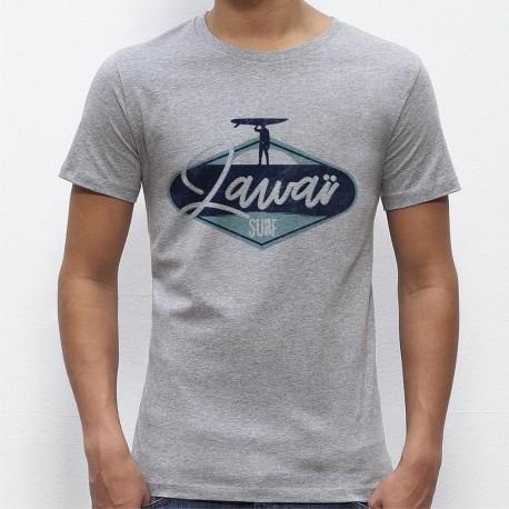 T-shirt original homme ZAWAÏ SURF