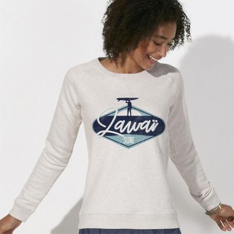 6f18e66e9f0 SWEAT femme original - Zawaï SURF