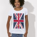 T-shirt Londres PEACE and LOVE