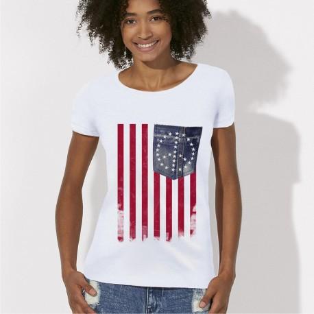 Tee shirt America