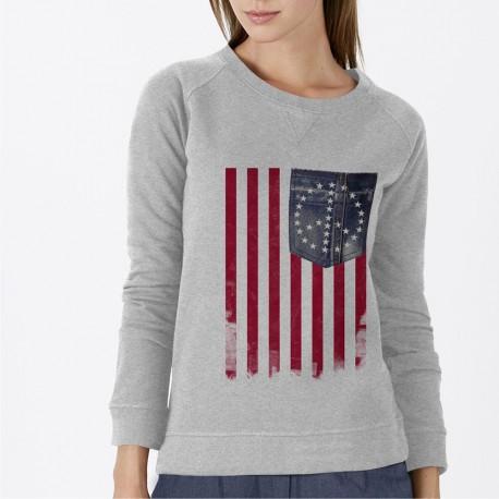 SWEAT femme America