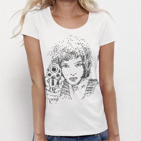 """T-shirt """"Nathalie Portman"""""""