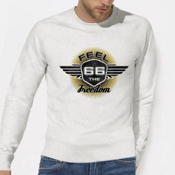 SWEAT homme route 66