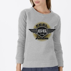 SWEAT femme route 66