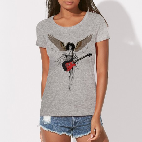 T-Shirt Ange du Rock