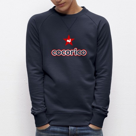 "SWEAT homme - ""cocorico"""