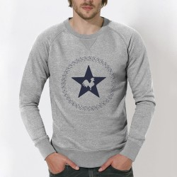 SWEAT homme coq star