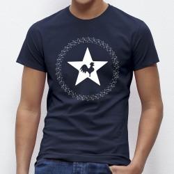 T-shirt supporter des bleus