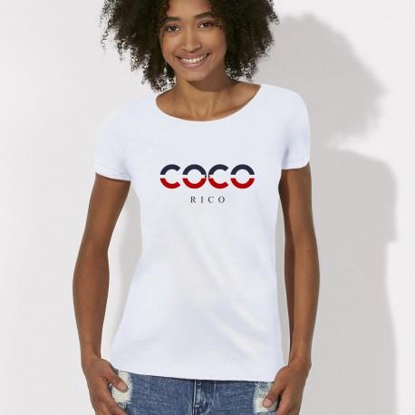 T-shirt supporter de l'équipe de France