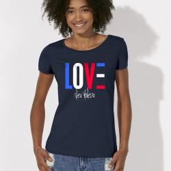 Tee SHIRT Love les Bleus
