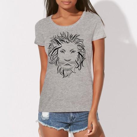 T-Shirt Lion Design